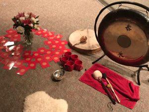 Experience Bliss at Bikram! Valentine's Cacao Ceremony & Heart Meditation
