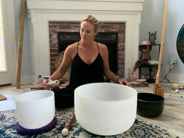 bowls bells sound healing candace blair