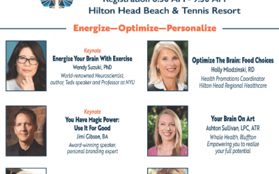 Candace Selected as Contributor to Memory Matters Brain Health Event!
