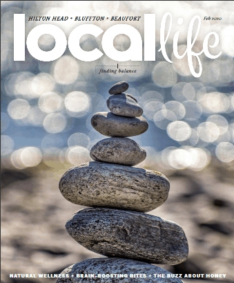 Candace Featured in Local Life Magazine!